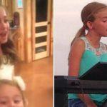 Niña de 11 años sorprende al mundo con su voz