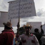 Tres grupos civiles guatemaltecos presentan acción penal contra presidente