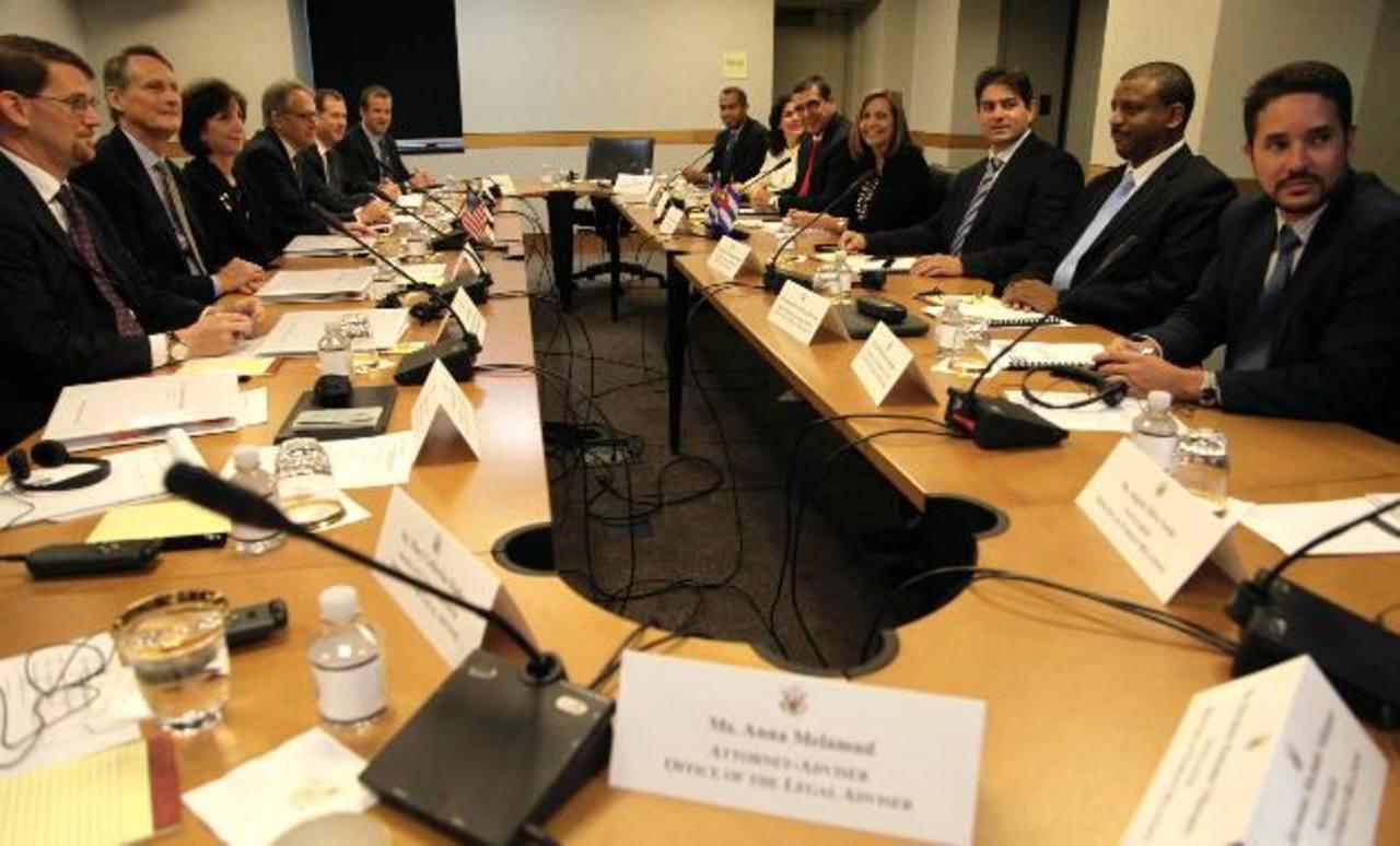 EE.UU. y Cuba continuarán mañana su negociación para reanudar ...
