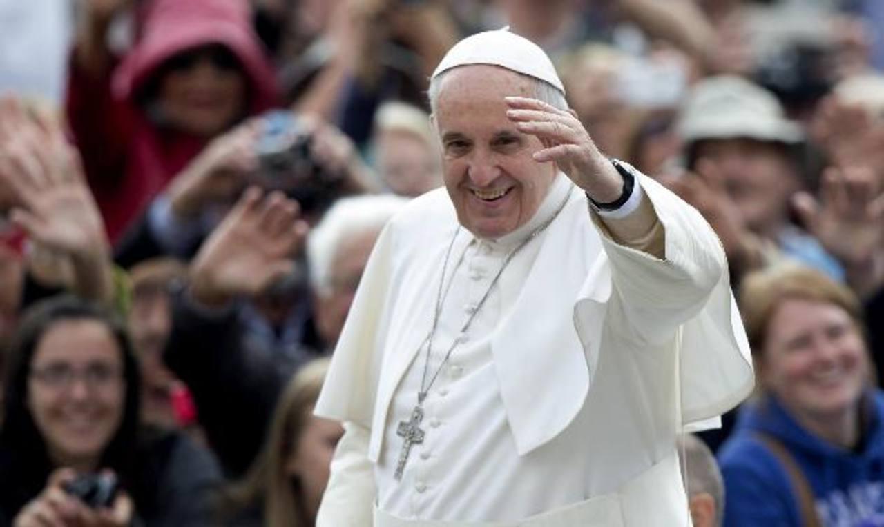El Papa Francisco visitará La Habana en septiembre cuando también irá a EE. UU. y se reunirá con Obama. Foto EDH /archivo