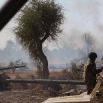 Nigeria rescata a 234 mujeres en manos de Boko Haram