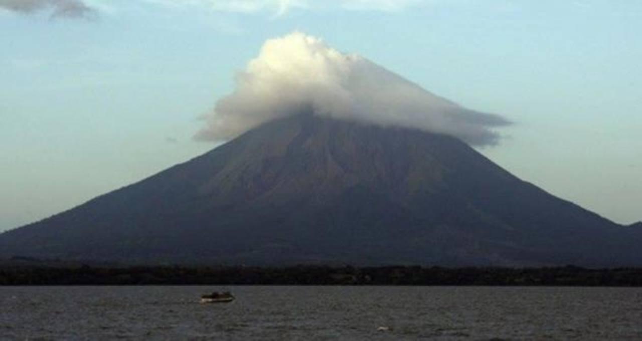 Aumenta actividad del volcán Concepción en Nicaragua