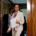 Jueza verifica estado de vicepresidenta de Guatemala por solicitud judicial
