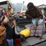 Linchan y disparan a extorsionista en Guatemala