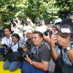 Recientemente, el presidente Salvador Sánchez Cerén acusó a los medios de prensa de generar temor en la población en tema de la violencia en el país. foto edh