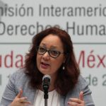 Rose-Marie Belle Antoine, Pdta. de la Comisión Interamericana de Derechos Humanos.