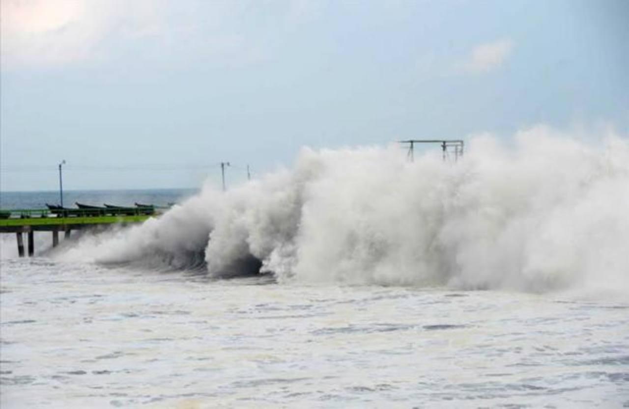 Condiciones en la costa salvadoreña se normalizan hoy