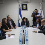 TSE envía a Sala informe sobre recuento de votos de San Salvador