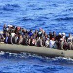 Rescatan a mil 200 migrantes en alta mar en Italia