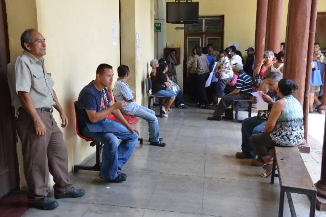 Se espera que la comuna labore con normalidad a partir de la otra semana. Foto edh / Cristian Díaz