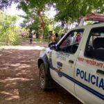 Santos Portillo, 33 años, asesinado mientras descargaba arena en col. Santa Fe, Moncagua, San Miguel. /