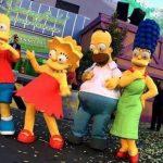 Inauguran réplica en tamaño real de la ciudad de Los Simpsons
