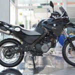 La nueva motocicleta está a la venta en la tienda BMW del centro comercial El Paseo. Foto EDH /David Rezzio.