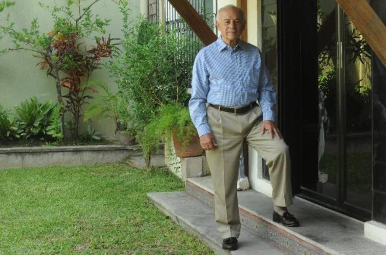 Antonio Cabrales, una trayectoria en defensa del estado de derecho, el desarrollo del país y las libertades individuales