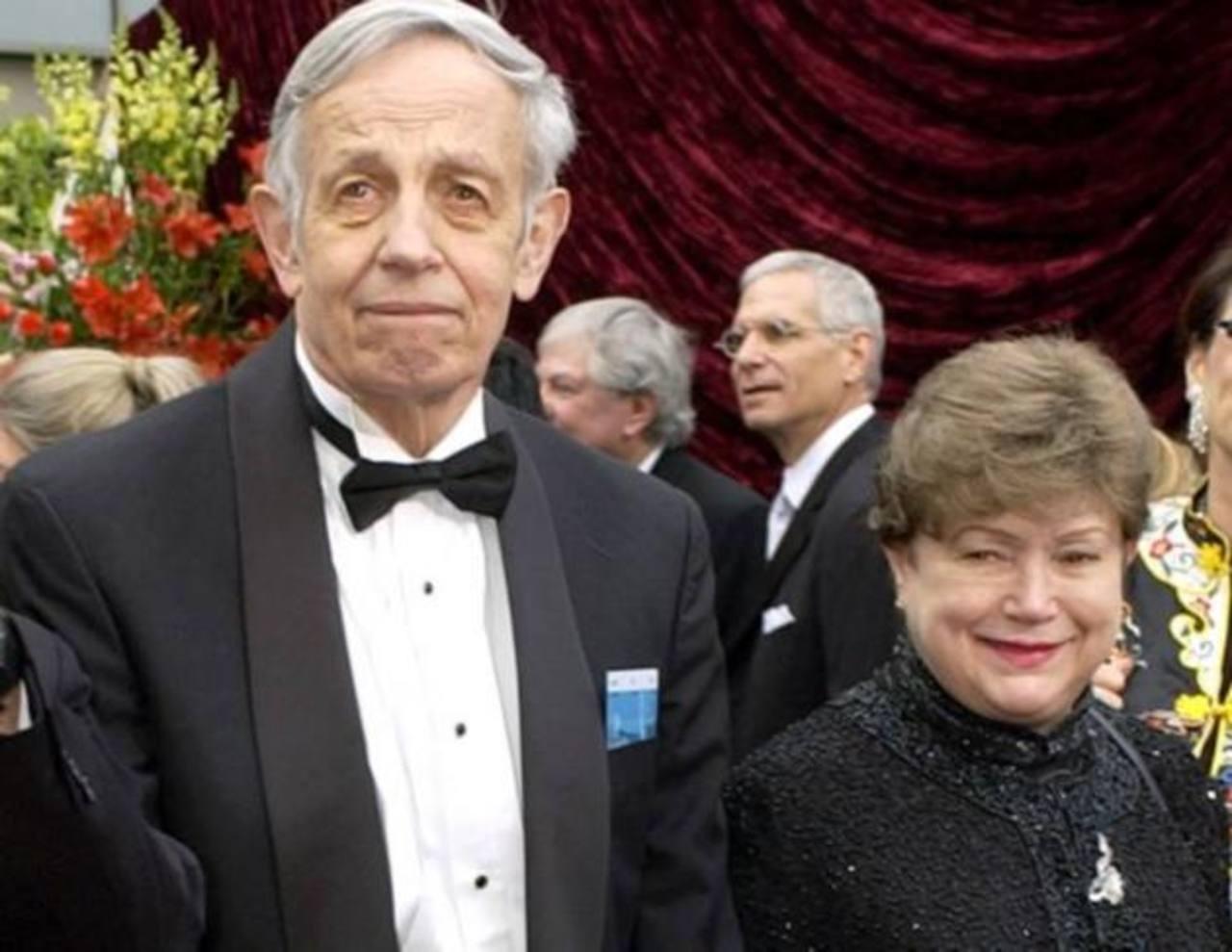 El 24 de marzo de 2002 asistieron a la entrega de premios Óscar. /