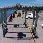 La construcción del Puerto terminó en 2009. Foto EDH/