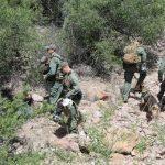Salvadoreños siguen quedando atrapados en el desierto de Arizona