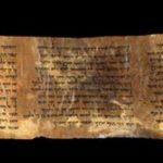El ejemplar más antiguo de los Diez Mandamientos es uno de los objetos exhibidos. foto EDH