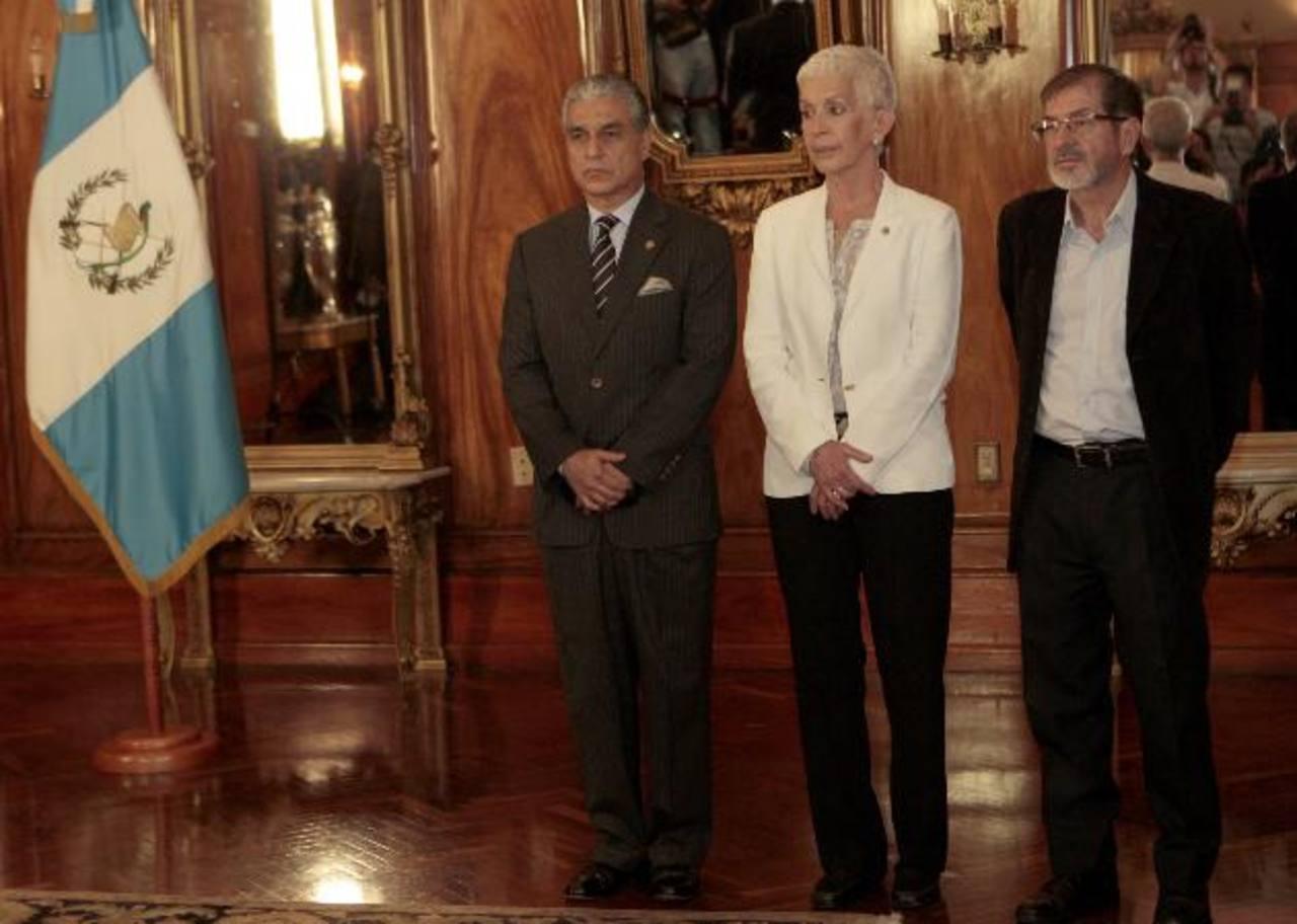 Congreso de Guatemala elige hoy al nuevo vicepresidente de la República