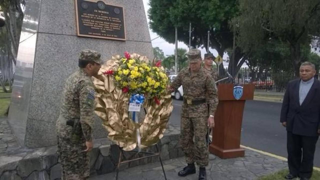 Hoy conmemoran el Día del Soldado