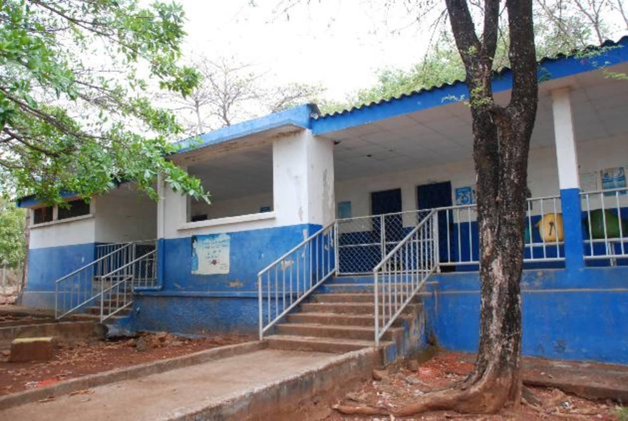 En promedio, 50 pacientes por día visitaban la Casa de Salud de Loma Larga. fotos edh / insy mendoza