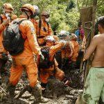 Un bebé de 11 meses, el milagro de la avalancha en Colombia