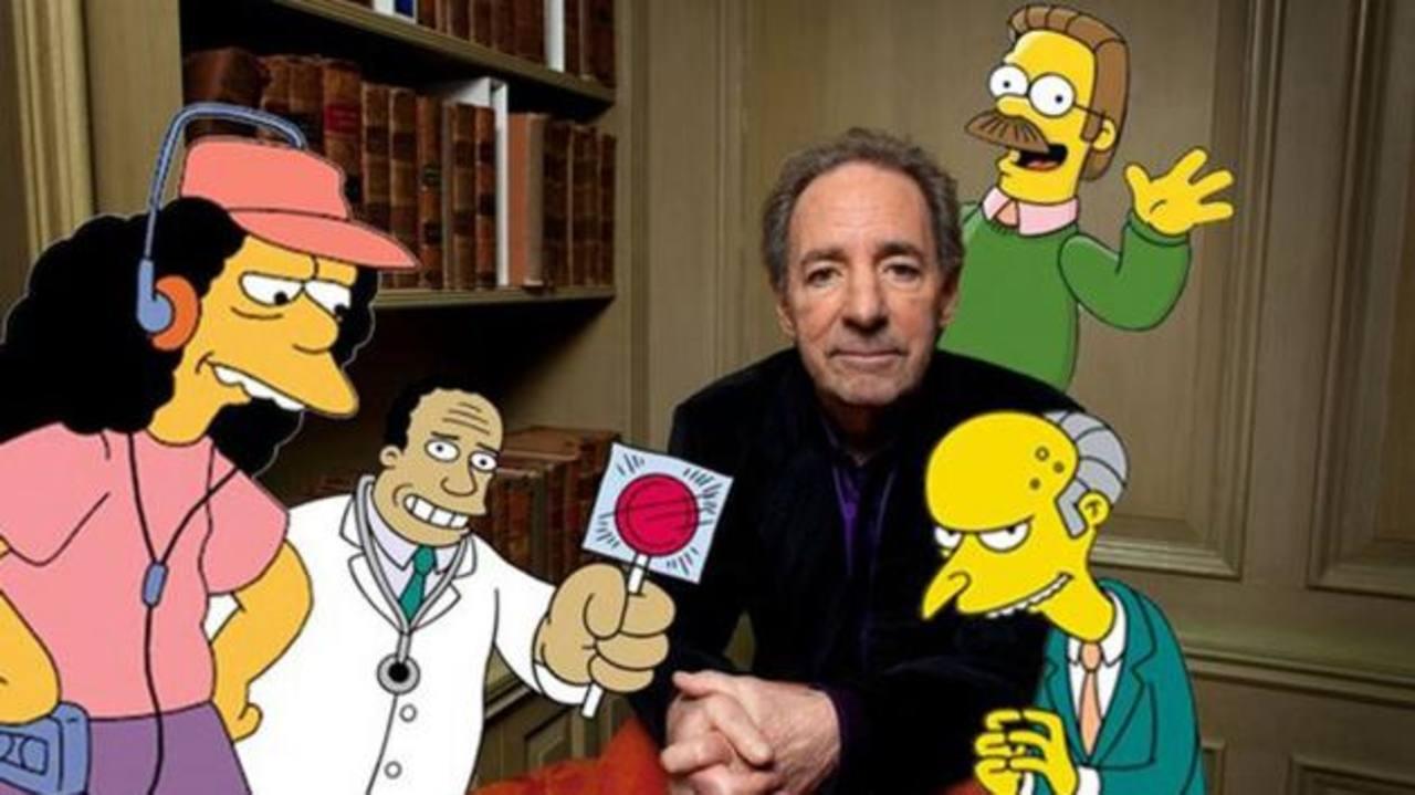 El señor Burns y Flanders de Los Simpson se quedan sin voz