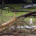 Suman 23 los muertos por las inundaciones en EE.UU.