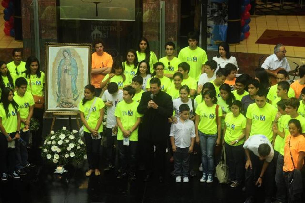 En San Salvador se reunirán en la Iglesia Corazón de María, en la colonia Escalón. edh / ARCHIVO
