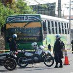 José William Hernández Rojas, motorista de bus, asesinado ayer en la tarde en la ruta del Sitramss. Foto EDH / MIGUEL VILLALTA