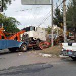 Al menos 14 muertos en accidente de tránsito en Santa Ana