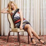 """La actriz Elizabeth Banks es conocida por las películas """"The 40-Year-Old Virgin"""" y """"The Hunger Games""""."""