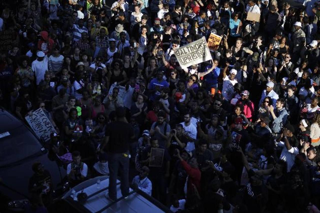 Baltimore levanta el toque de queda implantado tras los disturbios
