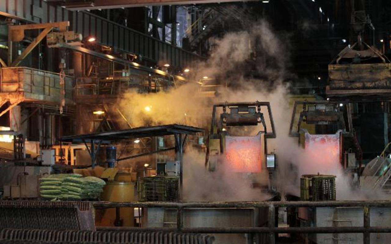 La caída de precios de materias primas como el cobre afectará la región. Foto EDH