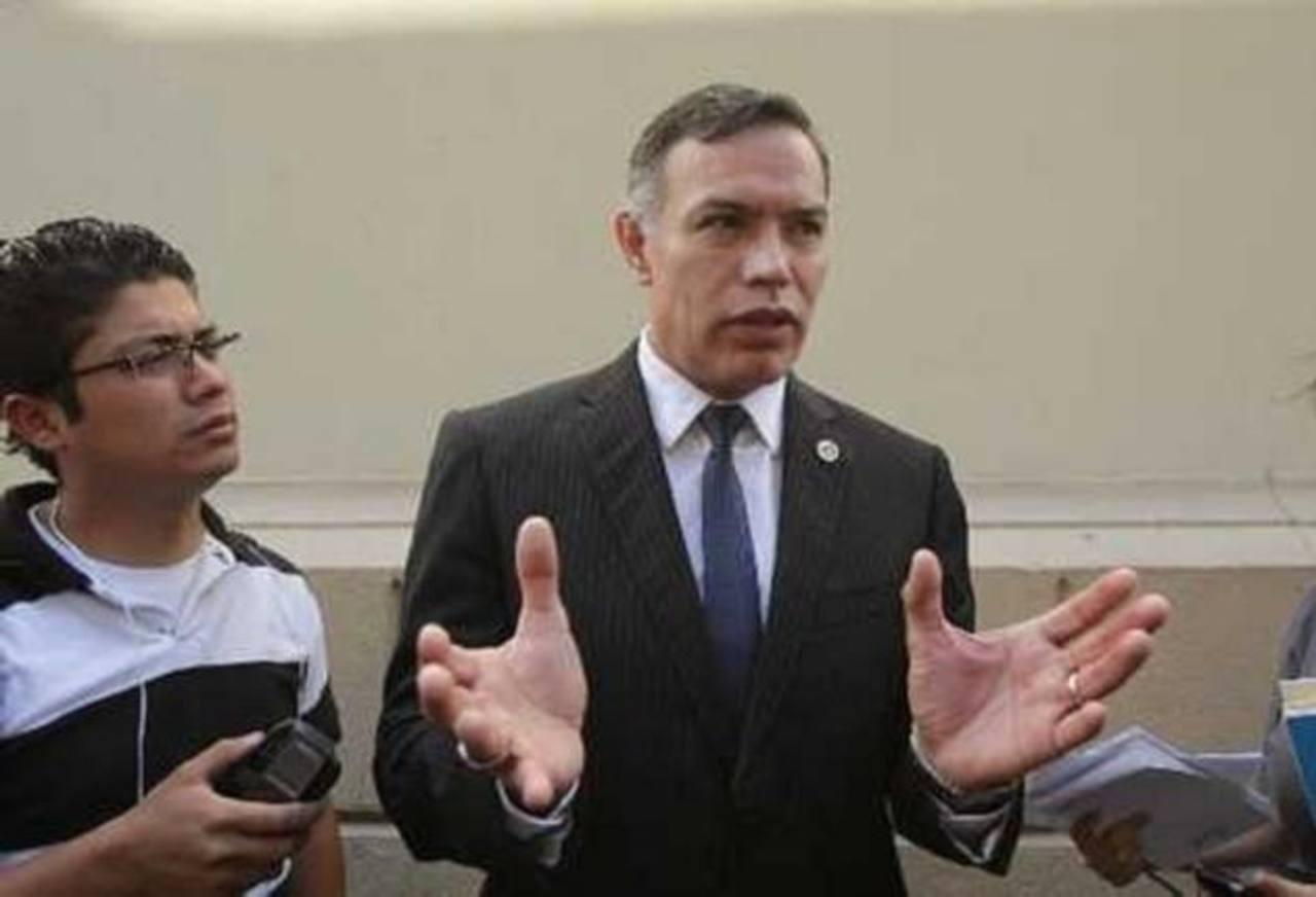 Juan de Dios Rodríguez, hombre de confianza del presidente Otto Pérez Molina y al mando del Instituto Guatemalteco de Seguridad Social (IGSS) desde hace dos años. foto edh / internet