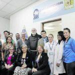 Las nuevas clínicas de Ágape serán para uso exclusivo de los empleados de la asociación. Foto EDH / tomada de facebook
