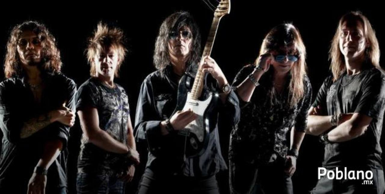 Rata Blanca es una banda de rock y heavy metal conformada en los 80 en la ciudad de Buenos Aires, Argentina.Cáthia fue la invitada especial de la velada. Mostró porqué es una de las favoritas de los salvadoreños en el exterior.