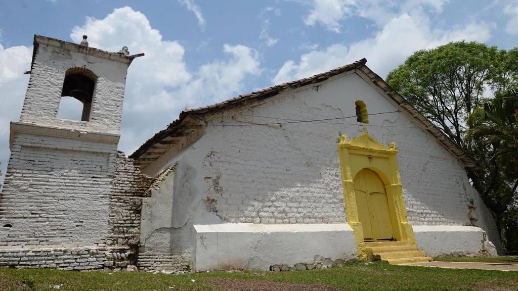 En  Ciudad Barrios, donde nació Monseñor Romero