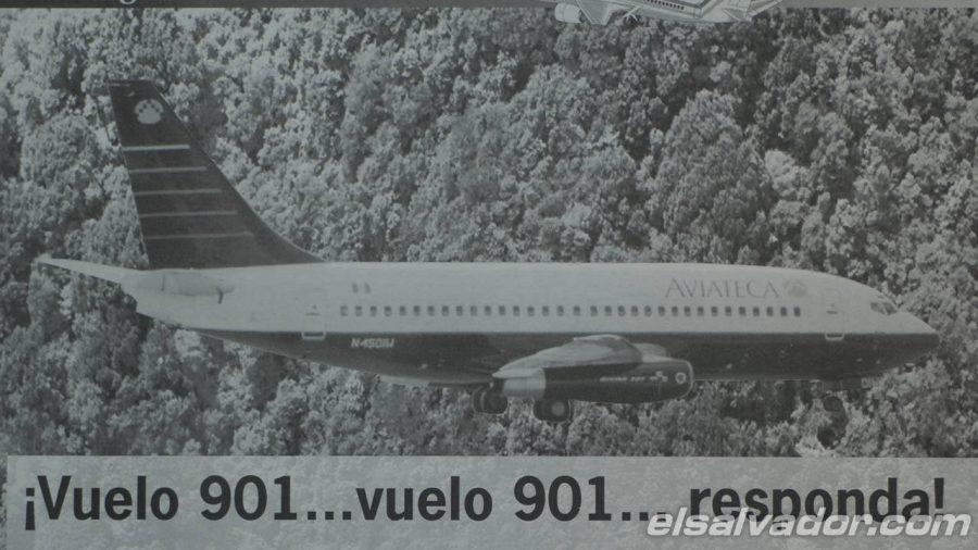 Accidente Aviateca
