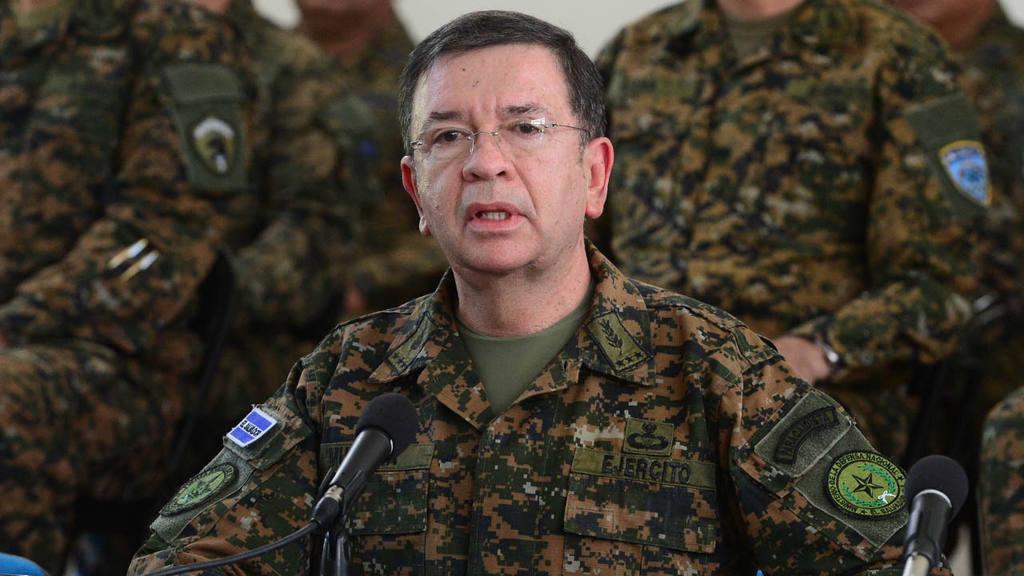 David Munguía Payés, ministrode la Defensa