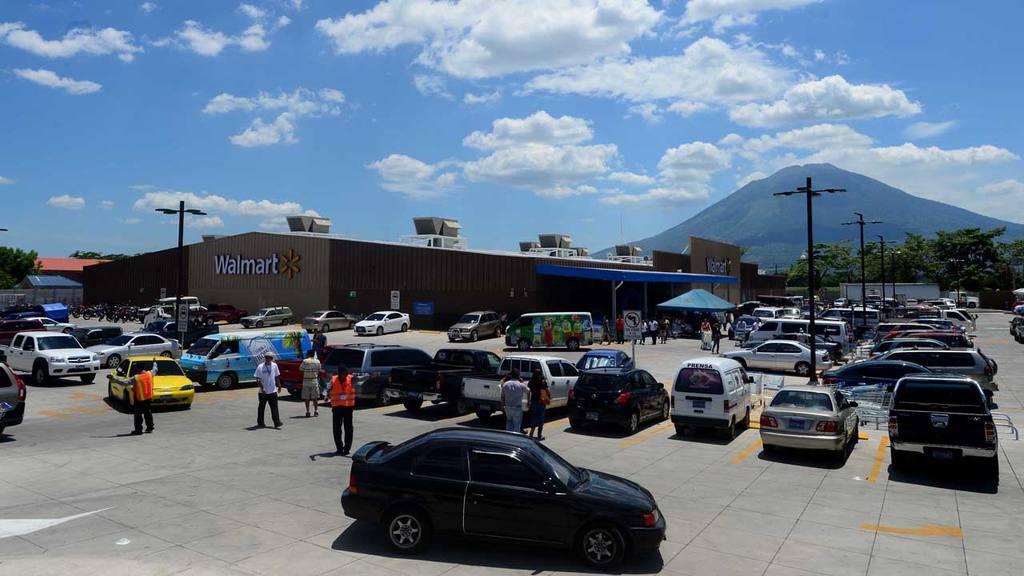 Walmart presenta plan de crecimiento regional 2022 | elsalvador.com