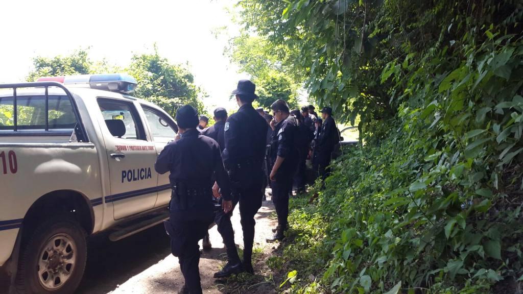 Policía realiza operativo en San Matías, La Libertad
