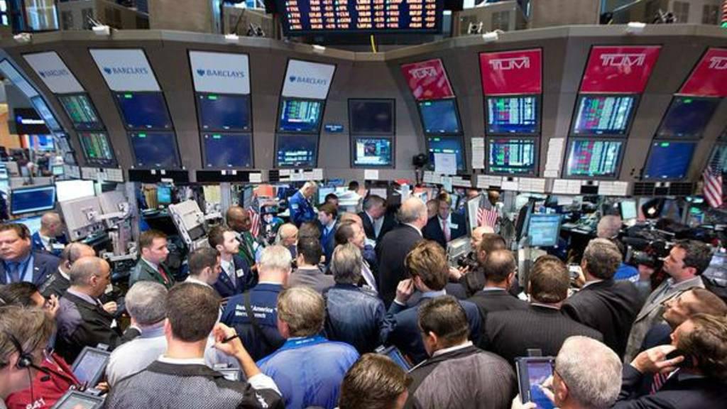 Wall Street toma distancia de su desastrosa primera semana de 2016
