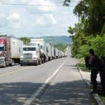 Los retrasos y altos costos en los pasos fronterizos están entre los problemas logísticos de la región.