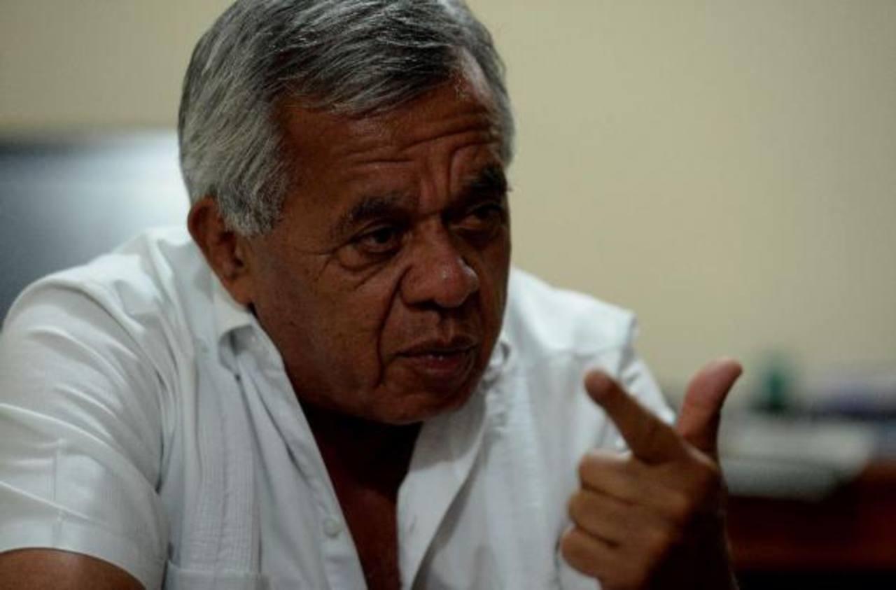 General Mauricio Vargas