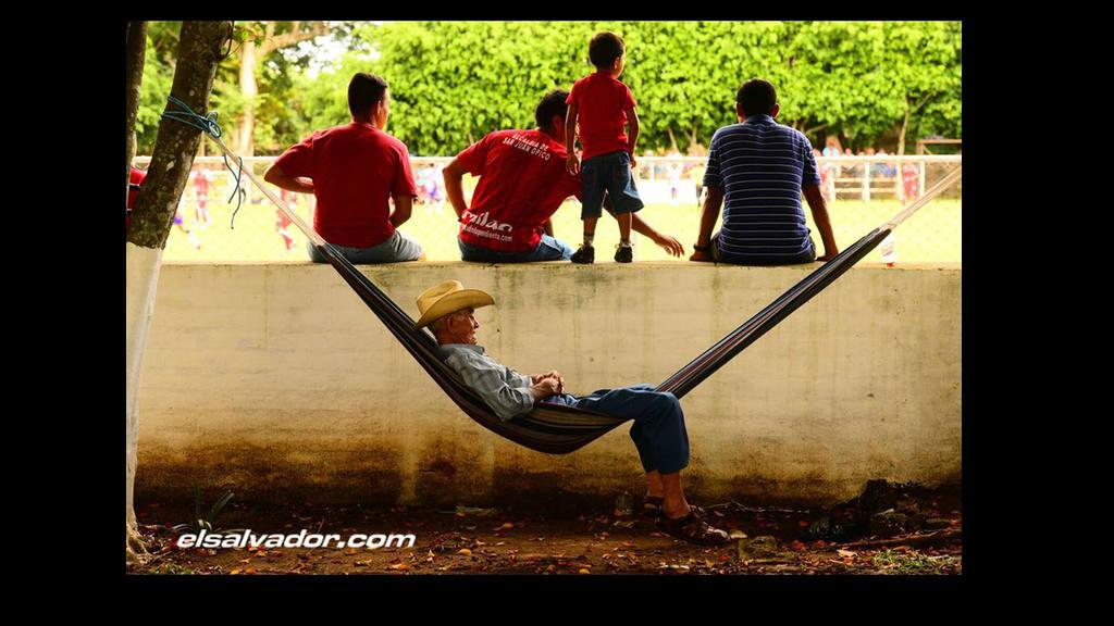 Las estampas salvadoreñas de la semana