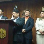 Presentan reformas al Código Procesal Penal