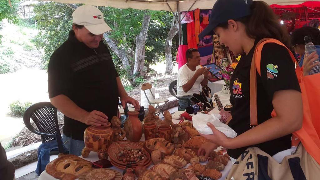San Lorenzo celebra Festival del Loroco