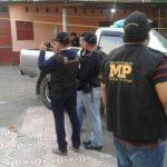 Rescatan a 22 salvadoreños en Guatemala