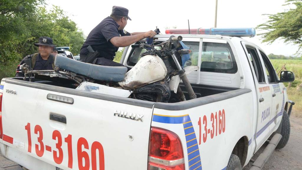 Operativo policía